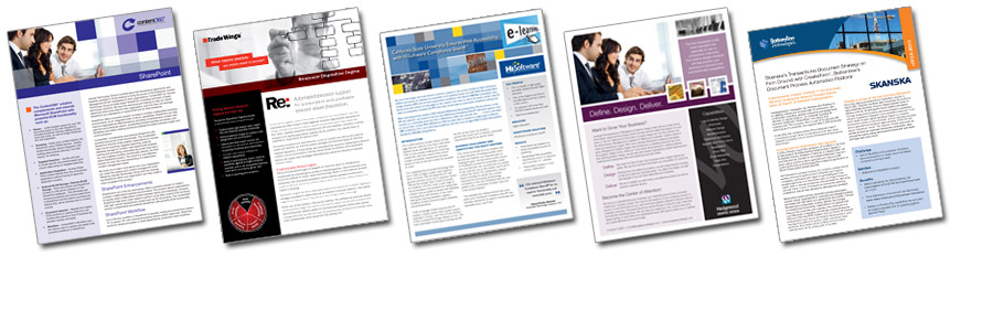Print Design | Custom Brochures for Small Business