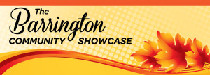 Wedgewood Graphic Design | Barrington Community Showcase - Branding Partner