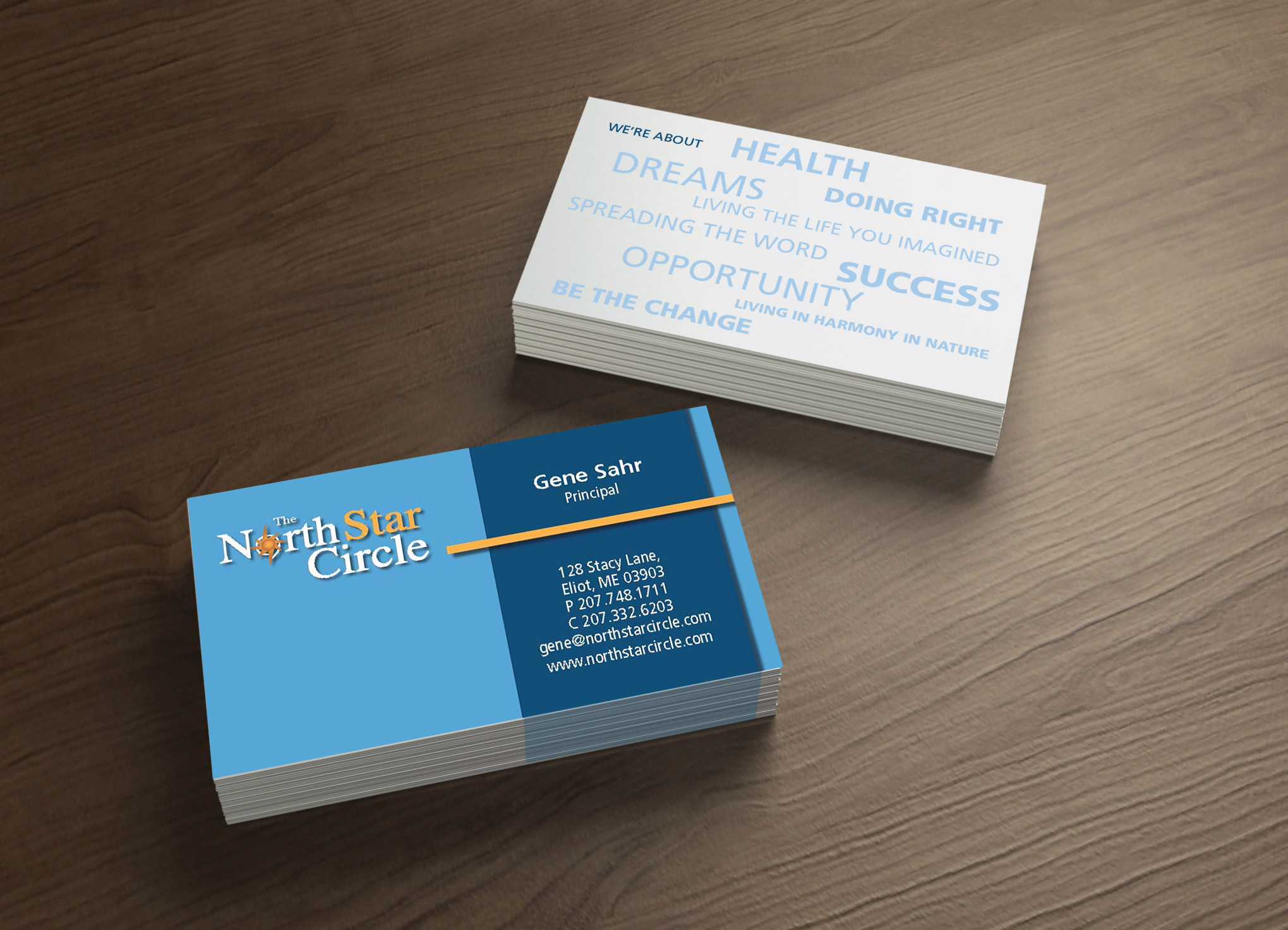 Business-Card-Design-North-Star