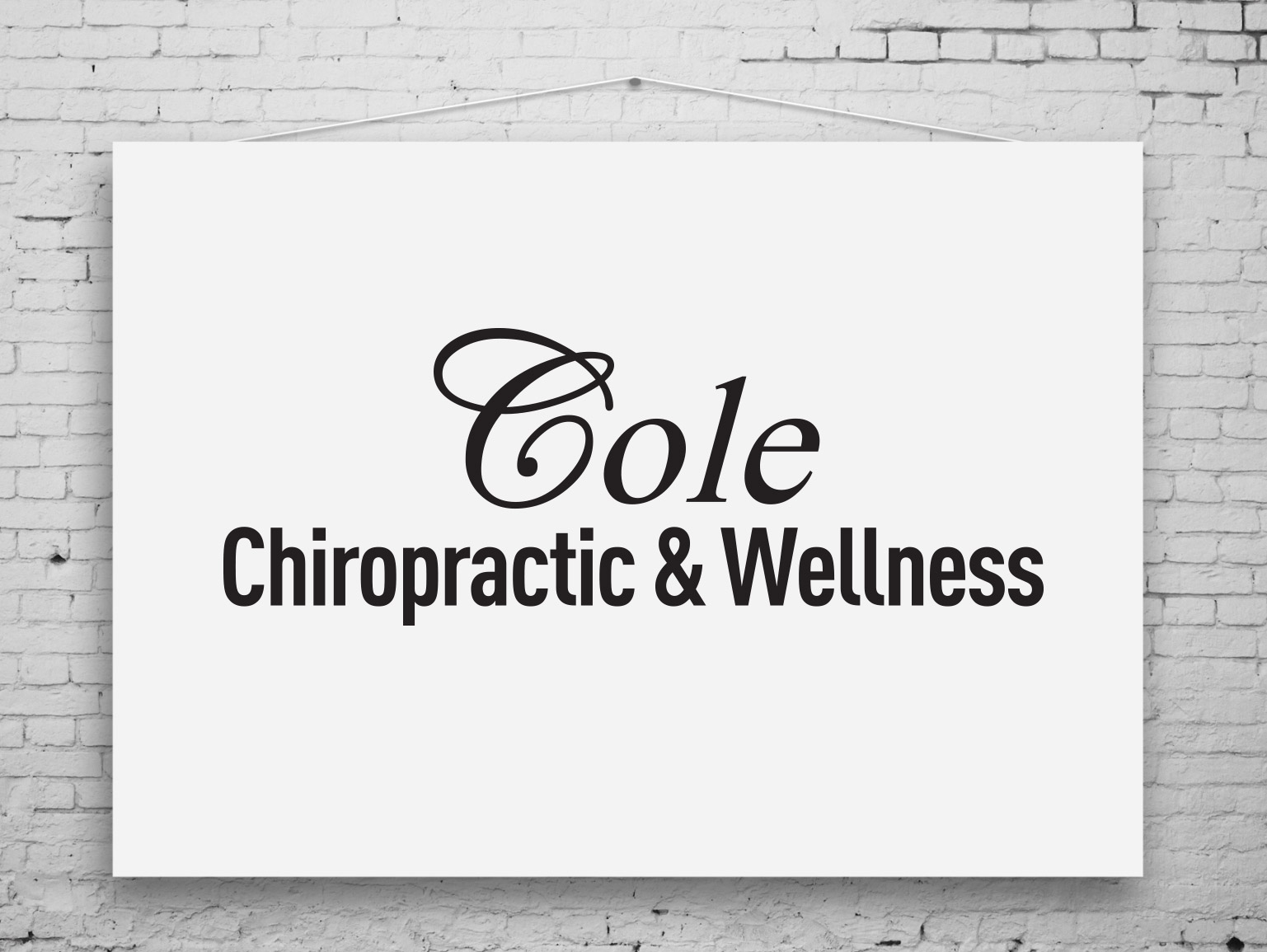 Small-Business-Logo-Cole