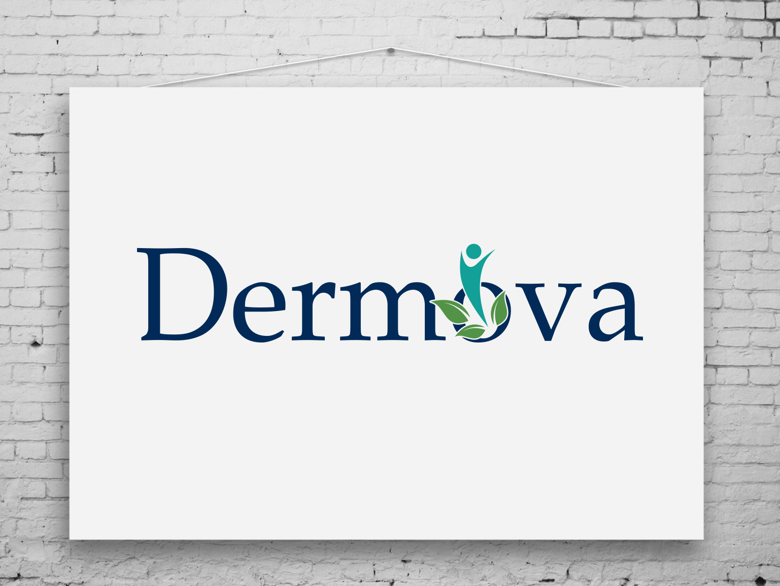Small-Business-Logo-Design-Branding-Dermova