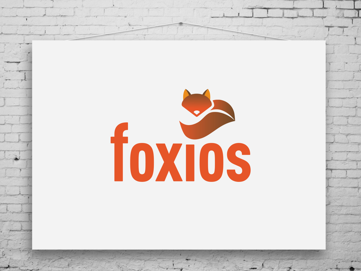 Small-Business-Logo-Design-Branding-FOXIOS