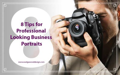 8 Tips for Professional Looking Business Portraits